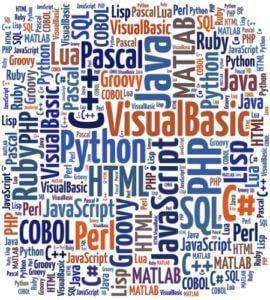 Самые популярные и востребованные языки программирования в 2017 году